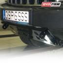 Osłona Jeep WK/WH do 2007r. z szarpakami