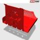 Osłona chłodniczki paliwa WJ/WG 2,7 CRD - czerwona